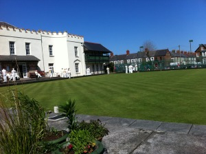 Mackintosh bowling club Roath Cardiff